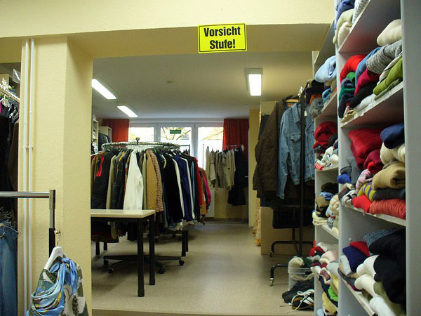 Kleider-Ökumene 3